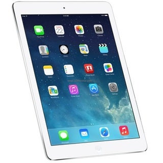 Apple iPad Air 16GB Wi-Fi Silver/ White