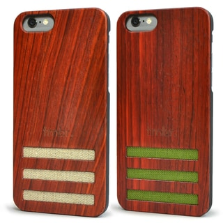 Rosewood Case with Linen for 5.5-inch iPhone 6