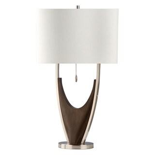 Hull Wood Table Lamp