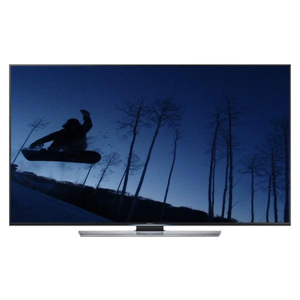 Samsung 60 Inch 4K Ultra HD 120Hz 3D Smart LED TV (2 Pairs 3D Glasses)-UN60HU8500A (Refurbished) 14711129