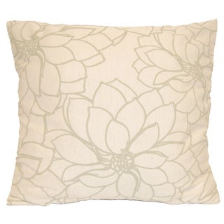 American Pillow Lily 18-inch Decorative Throw Pillow