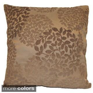 American Pillow Hydrangea 18-inch Decorative Pillow