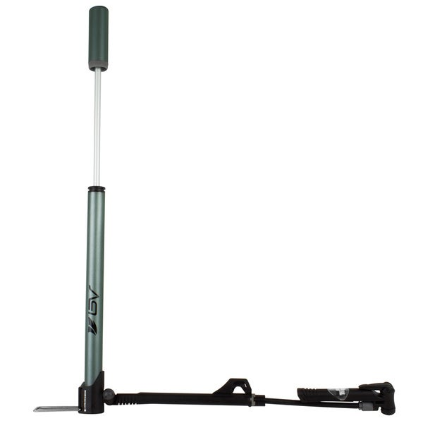 BV Bike Mini Floor Pump with Gauge
