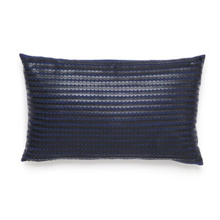 Modern Living Cirrus Navy Decorative Pillow