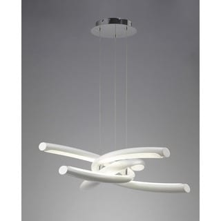 Contempo Lights Luxor 6-light Pendant Lamp