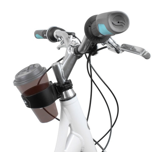 Ibera Bike Handlebar Mounted CupClamp Cup Holder