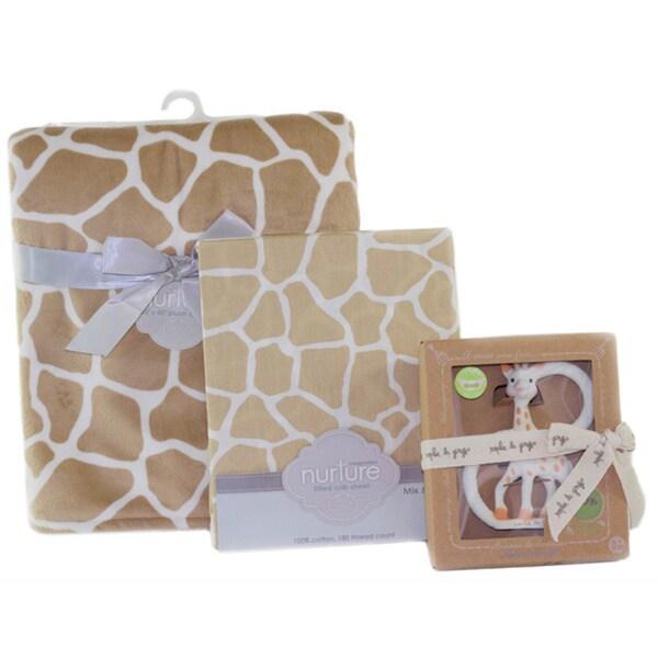 Giraffe Baby Gift Bundle