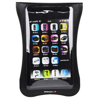 Ibera Bike Waterproof Large Smartphone Case and StemClamp Mount