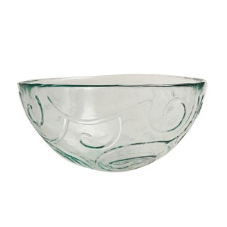 French Home 7-inch Ice Clear Soup/ Cereal Bowl (Set of 4)