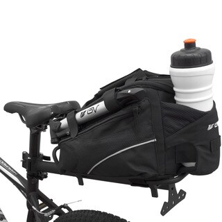 BV Bike Commuter Carrier Bag and Seat Post Rack