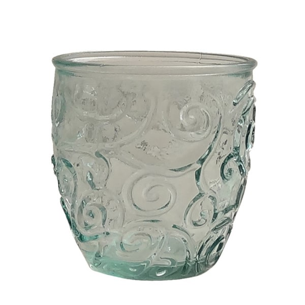 French Home Ice Clear 8-ounce Water Tumbler (Set of 4)