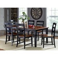 Hillsdale Avalon Cherry Wood Dining Set