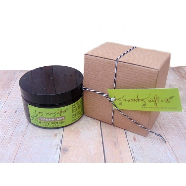 Karess Krafters Natural Exfoliant Sugar Body Polish