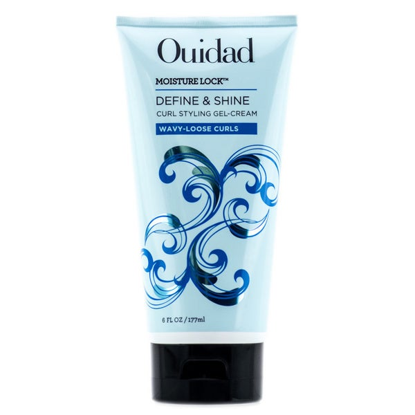 Ouidad Moisture Lock Define and Shine Curl 6-ounce Styling Gel-Cream