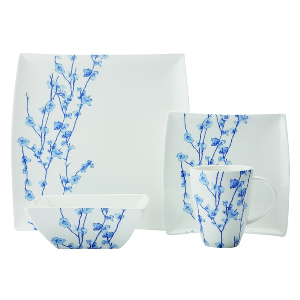 Maxwell & Williams Oriental Blossom Dinner Set (16-piece)