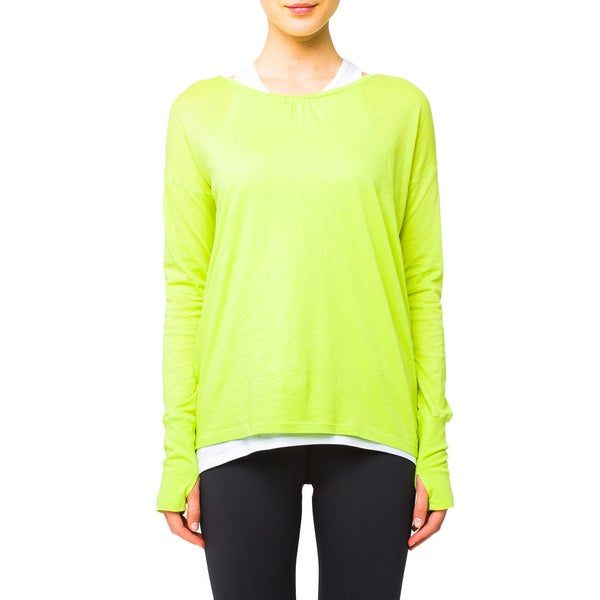 Lija Women's Lifestyle Long Sleeve Top