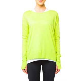 Lija Women's Lifestyle Long Sleeve Top