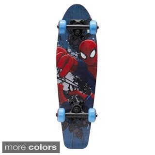 Ultimate Spider-Man Kids 21-inch Complete Skateboard