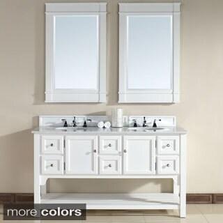 South Hampton 60-inch Double Vanity