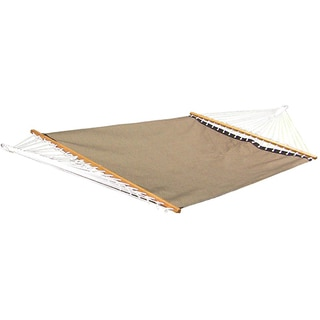 Poolside Taupe Double Hammock