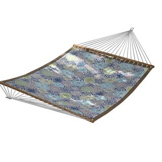 Quilted Fabric Pacifica Double Hammock