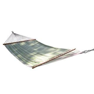 Sunbrella Quilted Foster Surfside Double Hammock