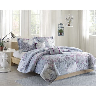 Intelligent Design Athos 5-piece Comforter Set
