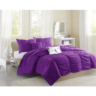 Intelligent Design Regina Comforter Set
