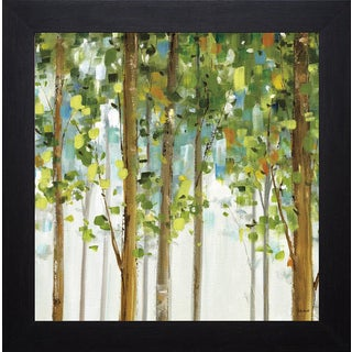 Lisa Audit 'Forest Study II ' Framed Artwork