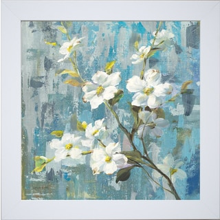 Danhui Nai 'Graceful Magnolia II' Framed Artwork
