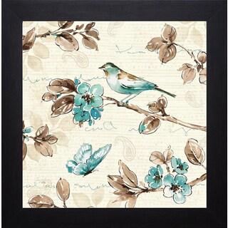 Lisa Audit 'Wing Prints IV' Framed Artwork