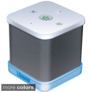 iGlowSound Cube Bluetooth Glowing Wireless Speaker