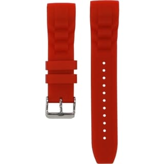 Martian Notifier Red Silicone Band