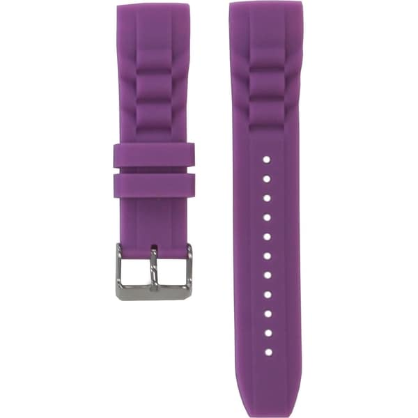 Martian 'Notifier' Purple Silicone Smart Watch Band