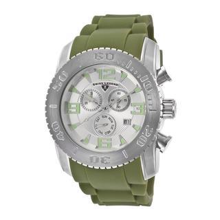 Swiss Legend Men's SL-10067-02S-MGRS Commander Silver Watch
