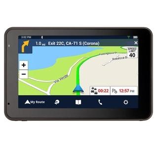 Magellan RoadMate 5465T-LMB 5-inch Touch Screen GPS Navigator