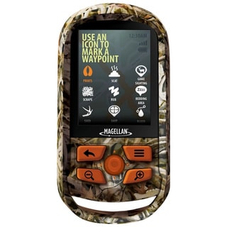 Magellan eXplorist 350H Handheld GPS/ Gerber Knife Bundle