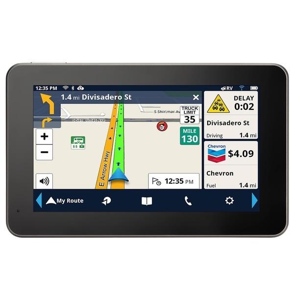 Magellan RoadMate RV9490T-LMB 7-inch Android RV GPS Navigator