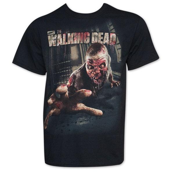 The Walking Dead Men's Crawling Zombie T-shirt