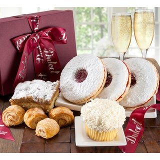 Dulcet's Wedding Anniversary Best Wishes Gift Basket