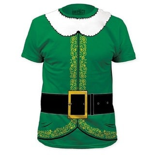 Green Elf The Movie T-shirt