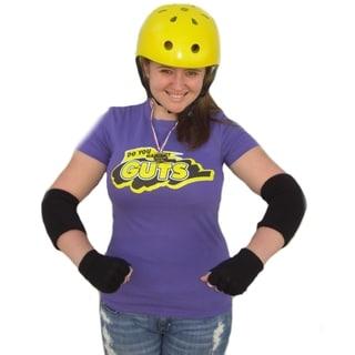 Women's Guts Purple Team T-shirt
