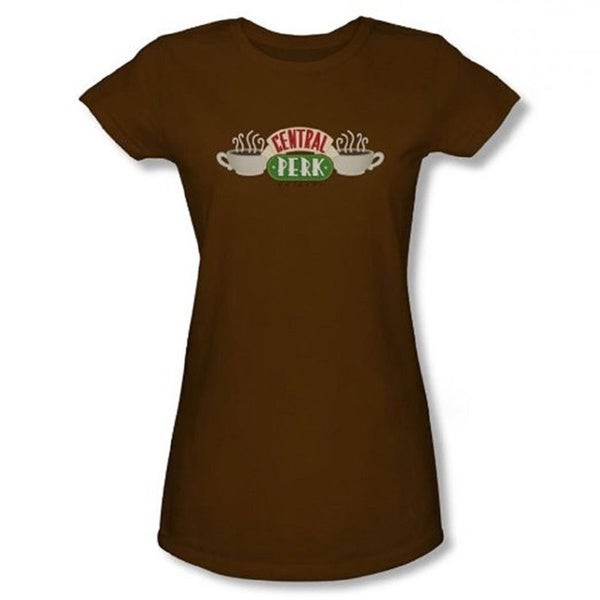 Women's Central Perk Logo T-shirt
