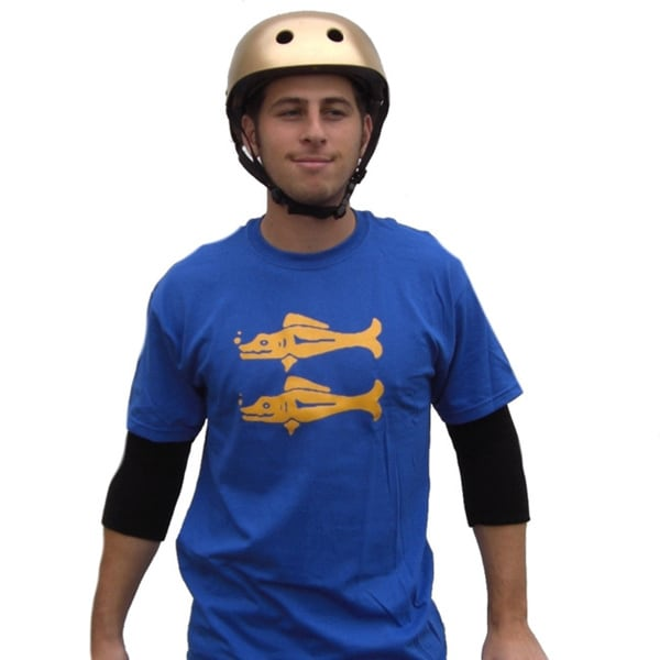 Blue Barracudas Team T-shirt