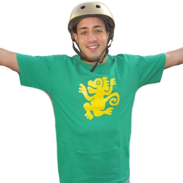 Green Monkeys Team T-Shirt