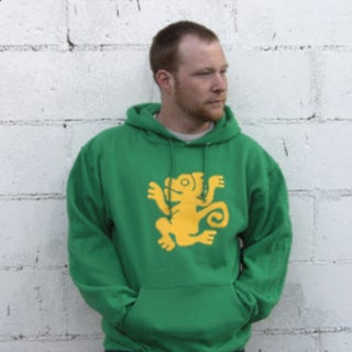 Green Monkeys Team Hoodie