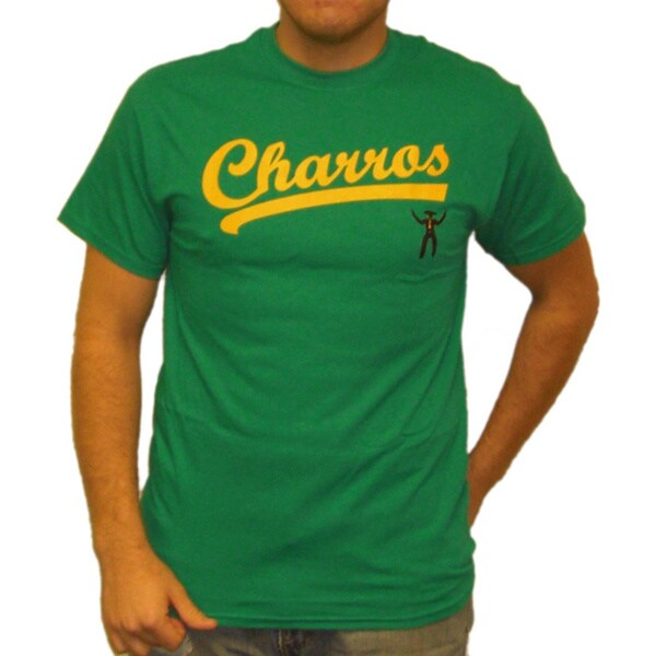 Men's Green Kenny Powers Jersey T-Shirt