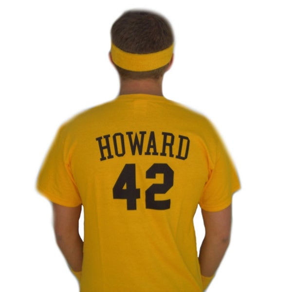 Men's Scott Howard 42 Beavers Jersey T-Shirt