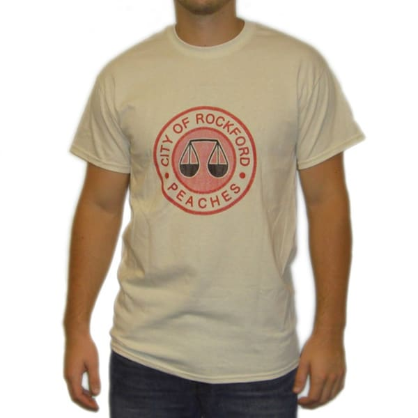 Jimmy Dugan Rockford Peaches Jersey T-shirt