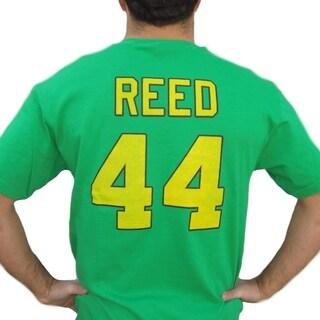 Ducks Fulton Reed 44 Green Cotton Jersey T-shirt